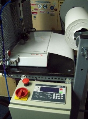 Paperfox IV-1 Sheeter without cover