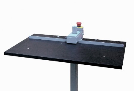 Paperfox MPA-2 table for MPE-2