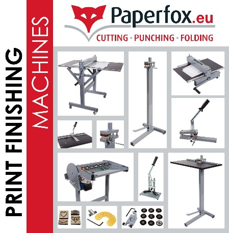 Bookbinding machines