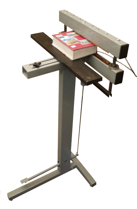Foot operated joint press